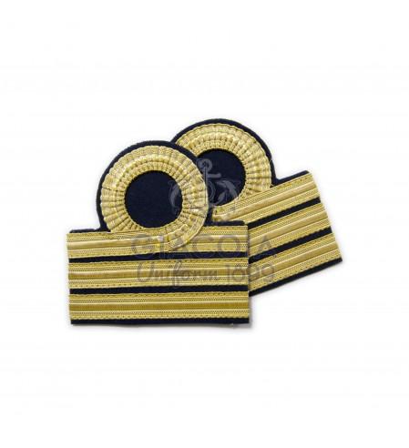 Gradi Giacca Invernale Ufficiale Marina Militare (coppia)