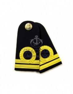 Spalline Dinner Estivo Ufficiale Marina Militare (coppia)