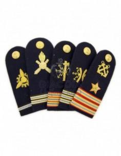 Spalline S.e.b./g.u.e. Sottufficiale Marina Militare (coppia)