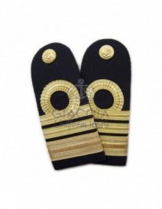 Spalline S.e.b./g.u.e. Ufficiale Marina Militare (coppia)