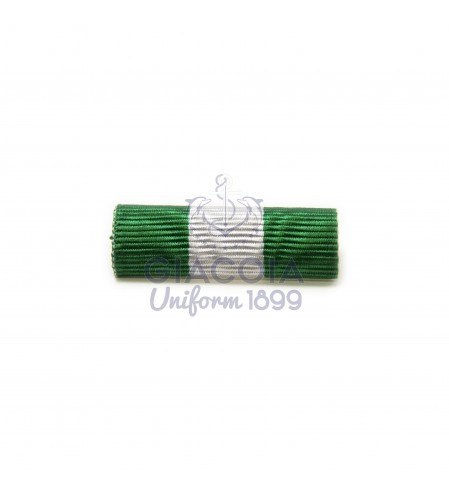 Nastrino/medaglia Anzianità Di Servizio Esercito/marina/aeronautica