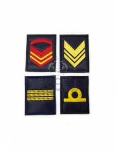 Grado Velcro Da Tenuta Tattica/operativa Marina/esercito/aeronautica