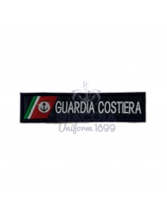 Patch Guardia Costiera per...