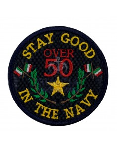 Patch Stay Good in the Navy...