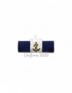 Nastrino/medaglia Lunga Navigazione Marina/finanza