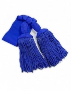 Sciarpa Blu Da Uff.le Modello Principe Di Piemonte