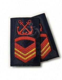 Tubolari Ricamati Sottocapo Marina Militare
