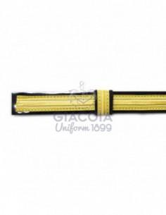 Soggolo Per Berretto Da Ufficiale Inferiore Marina, Esercito, Aeronautica, Finanza