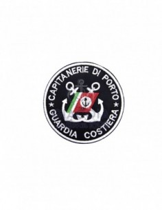 Patch Guardia Costiera