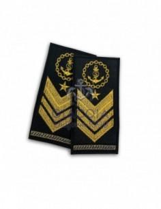 Set Gradi 2° Capo Scelto Qualifica Speciale Marina Militare