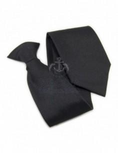 Cravatta Nodo Fisso Con Clip